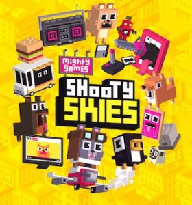 Trucchi Shooty Skies – Endless Arcade Flyer