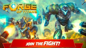 Trucchi Forge of Titans Mech Wars
