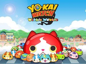 Trucchi YO-KAI WATCH Wibble Wobble