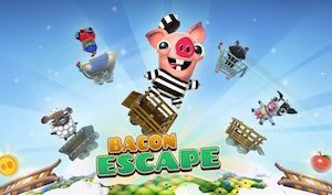 Trucchi Bacon Escape, supera i livelli!