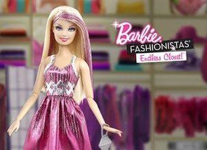 Trucchi Barbie Fashionistas gratis