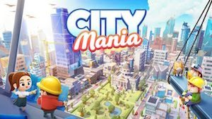 Trucchi City Mania Town Building Game