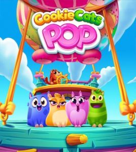 Trucchi Cookie Cats Pop – monete e vite gratuite!