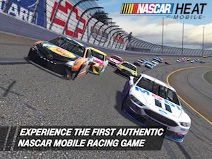 Trucchi NASCAR Heat Mobile