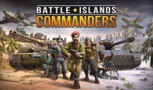 Trucchi Battle Islands Commanders