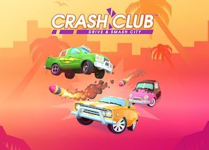 Trucchi Crash Club Drive & Smash City