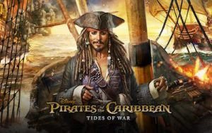 Trucchi Pirates Of The Caribbean Tides of War