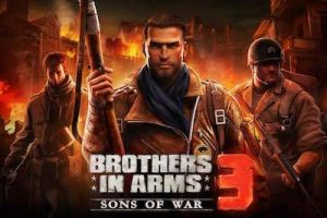 Trucchi Brothers in Arms 3 Sons of War