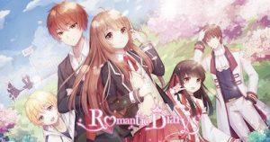 Trucchi Romantic Diary Anime Dress Up
