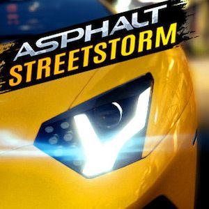 Trucchi Asphalt Street Storm Racing