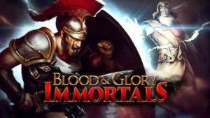 Trucchi Blood & Glory Immortals