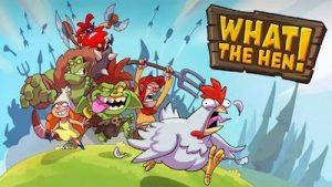 Trucchi What The Hen, preparati al combattimento!