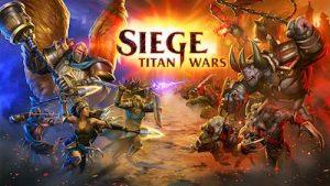 Trucchi SIEGE Titan Wars, originali e compatibili!