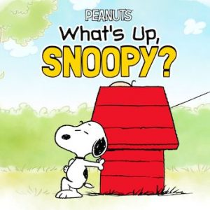 Trucchi What's Up Snoopy Peanuts