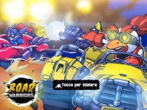 Trucchi Road Warriors, come avere le monete!
