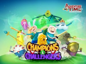 Trucchi Champions and Challengers Adventure Time
