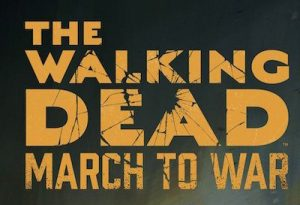 Trucchi The Walking Dead March To War