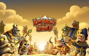 Trucchi Empires of Sand, appena aggiornati!