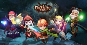 Trucchi War of Dragon Ring – per mobile!