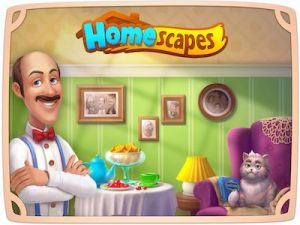 Nuovi trucchi Homescapes per iOS/Android