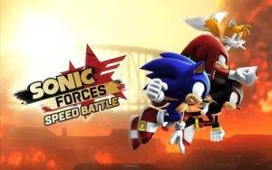 Trucchi Sonic Forces Speed Battle