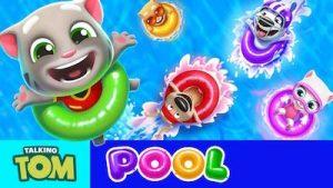 Trucchi Talking Tom Pool gratuiti