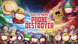 Trucchi South Park Phone Destroyer