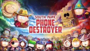 Trucchi South Park Phone Destroyer