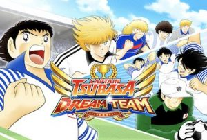 Trucchi Captain Tsubasa Dream Team