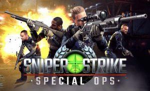 Trucchi Sniper Strike Special Ops