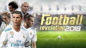 Trucchi Football Revolution 2018