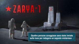 Trucchi Survival quest ZARYA 1 STATION
