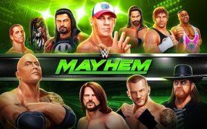 Trucchi WWE Mayhem gratis