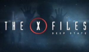 Trucchi The X Files Deep State