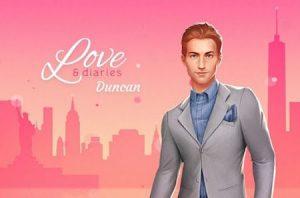 Trucchi Love & Diaries Duncan