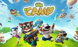 Trucchi Talking Tom Camp gratis
