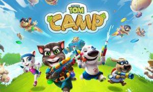 Trucchi Talking Tom Camp gratis