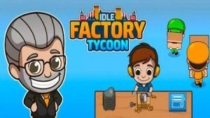 Trucchi Idle Factory Tycoon