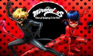 Miraculous Ladybug e Chat Noir trucchi