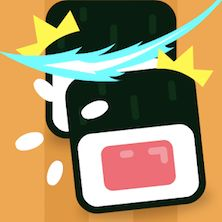 Slashy Sushi trucchi per iOS e Android!