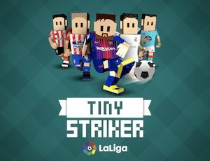 Trucchi Tiny Striker La Liga 2018