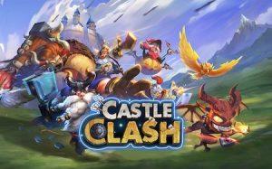 Trucchi Castle Clash: Squadre Valorose
