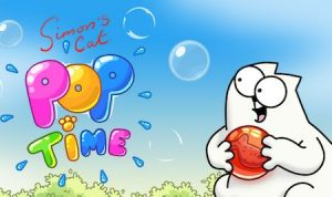 Trucchi Simon's Cat Pop Time
