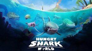 Come scaricare i trucchi Hungry Shark World
