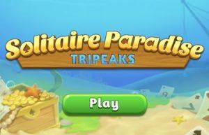 Trucchi Solitaire Paradise Tripeaks