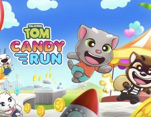 Trucchi Talking Tom Candy Run