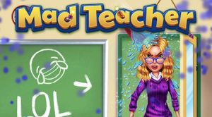 Trucchi Insegnante arrabbiata