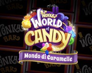 Trucchi Wonka Mondo di Caramelle