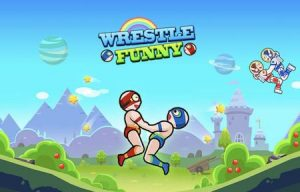 Trucchi Wrestle Jump Man Fight Club