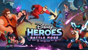 Trucchi Disney Heroes Battle Mode